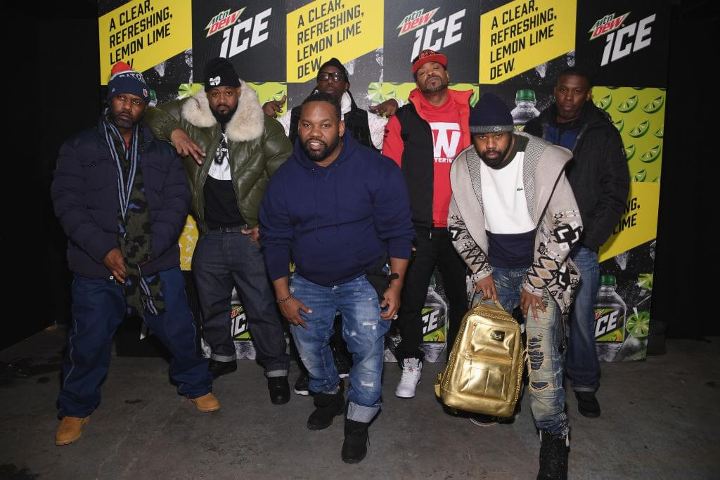 Wu-Tang Clan Are Working On A New Album