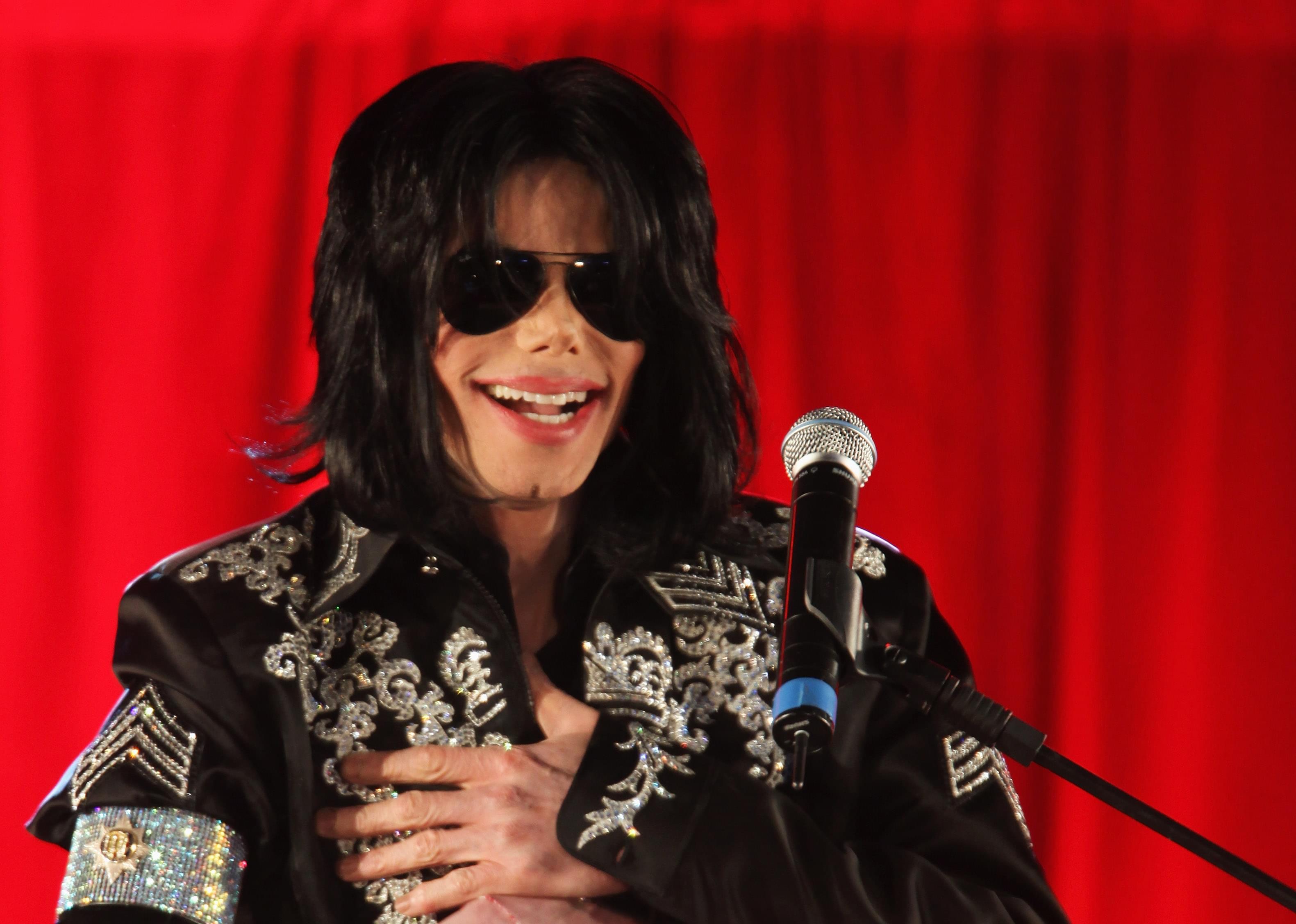 Michael Jackson's Original Moonwalk Slippers Set At $10k Auction Price
