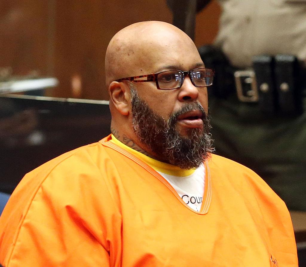 Court Denies Suge Knight Plea to Attend Mom's Funeral