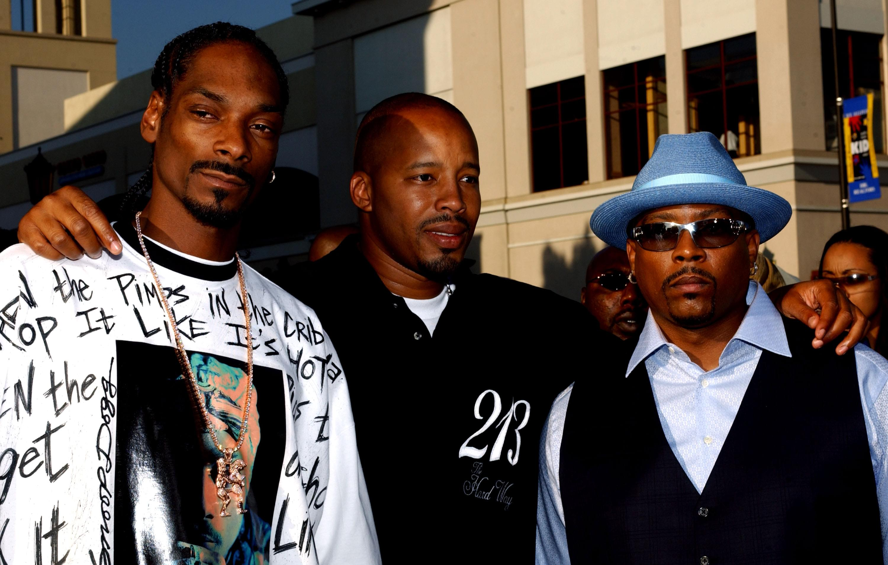 """YouTube Acquires """"G-Funk"""" Documentary Featuring Warren G, Snoop Dogg, Ice Cube & More"""