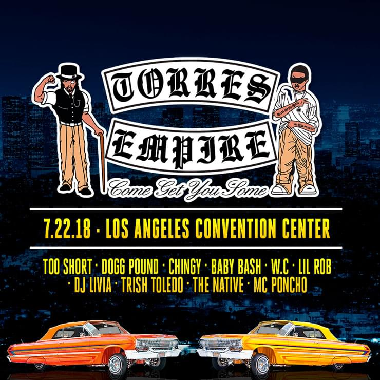Torres Empire Car Show KDAYFM - Car convention