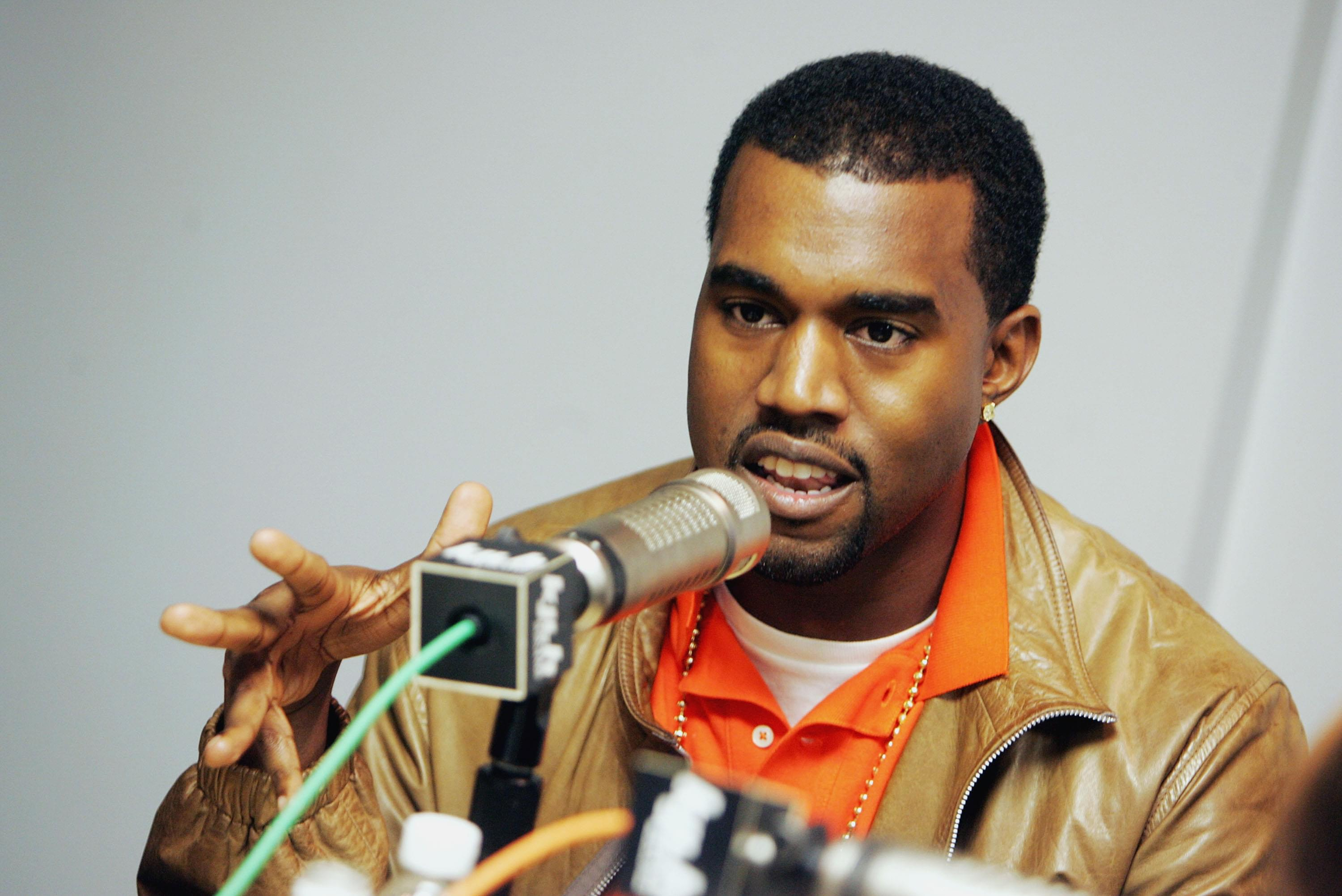 Report: Kanye West Considering the Idea of Making 52 Records in 52 Weeks