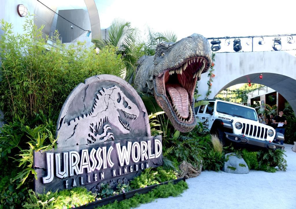 """Jurassic World: Fallen Kingdom"" Passes $1 Billion Globally"