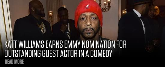 Katt Williams Earns Emmy Nomination for Outstanding Guest Actor In A Comedy