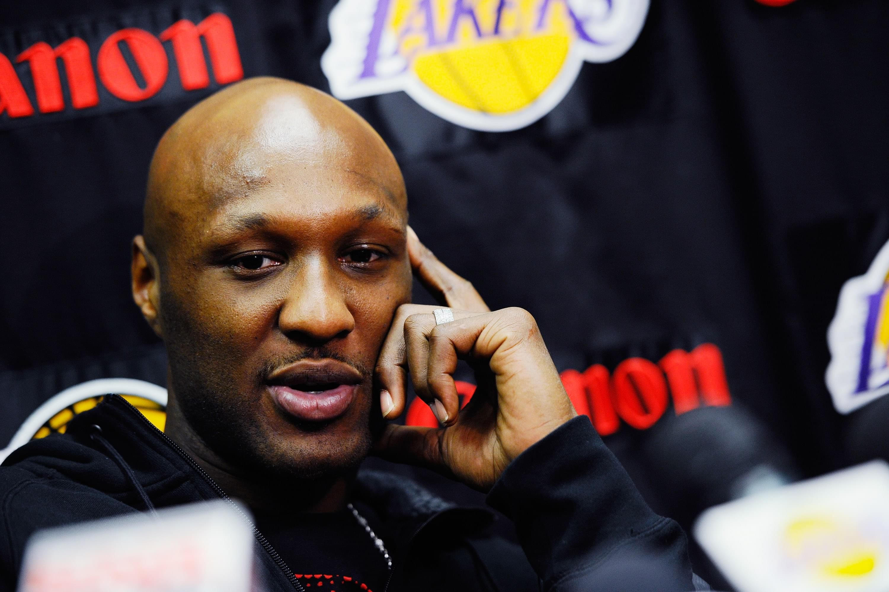 Lamar Odom Announces He'll Play Basketball in China