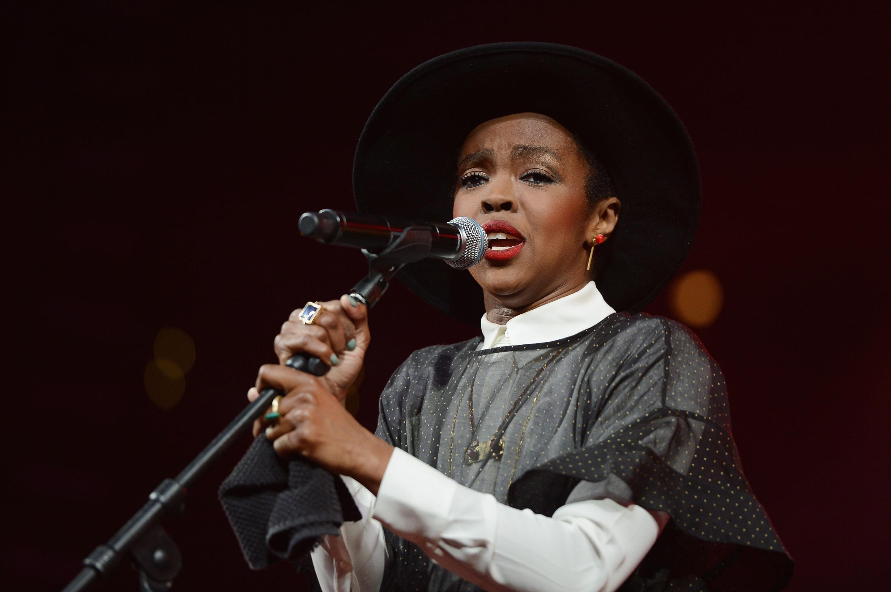 Lauryn Hill Stars in Her First Fashion Campaign To Honor Her Debut Album