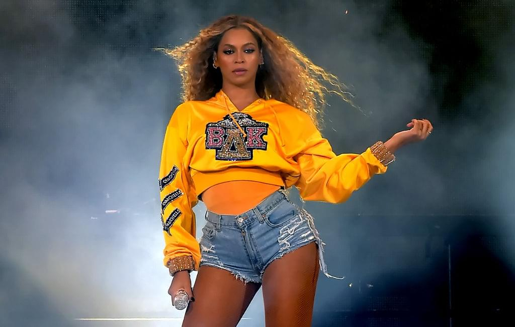 Beyoncé Says It's Her Duty To Help Up-And-Coming Artists