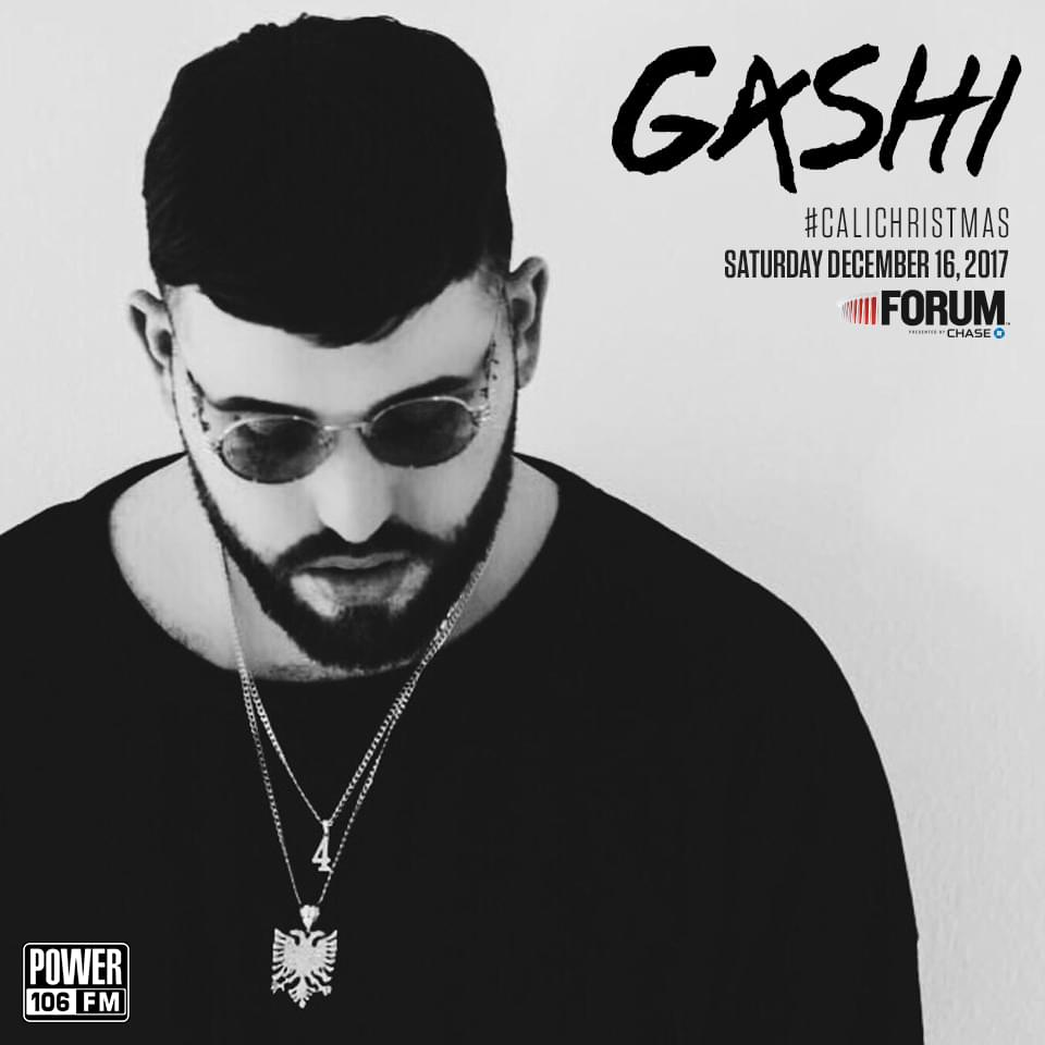 #CaliChristmas Artist GASHI Drops New 'No No No' Visual