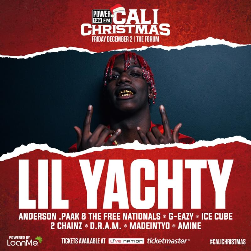 new video cali christmas artist lil yachty minnesota