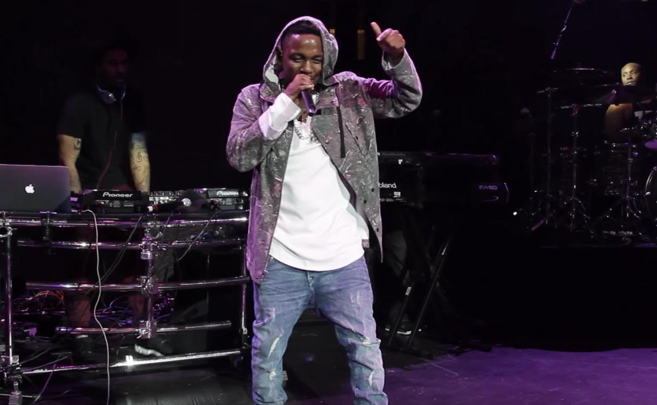 Check Out Power 106's Past #CaliChristmas Performances Ft. Kendrick Lamar!