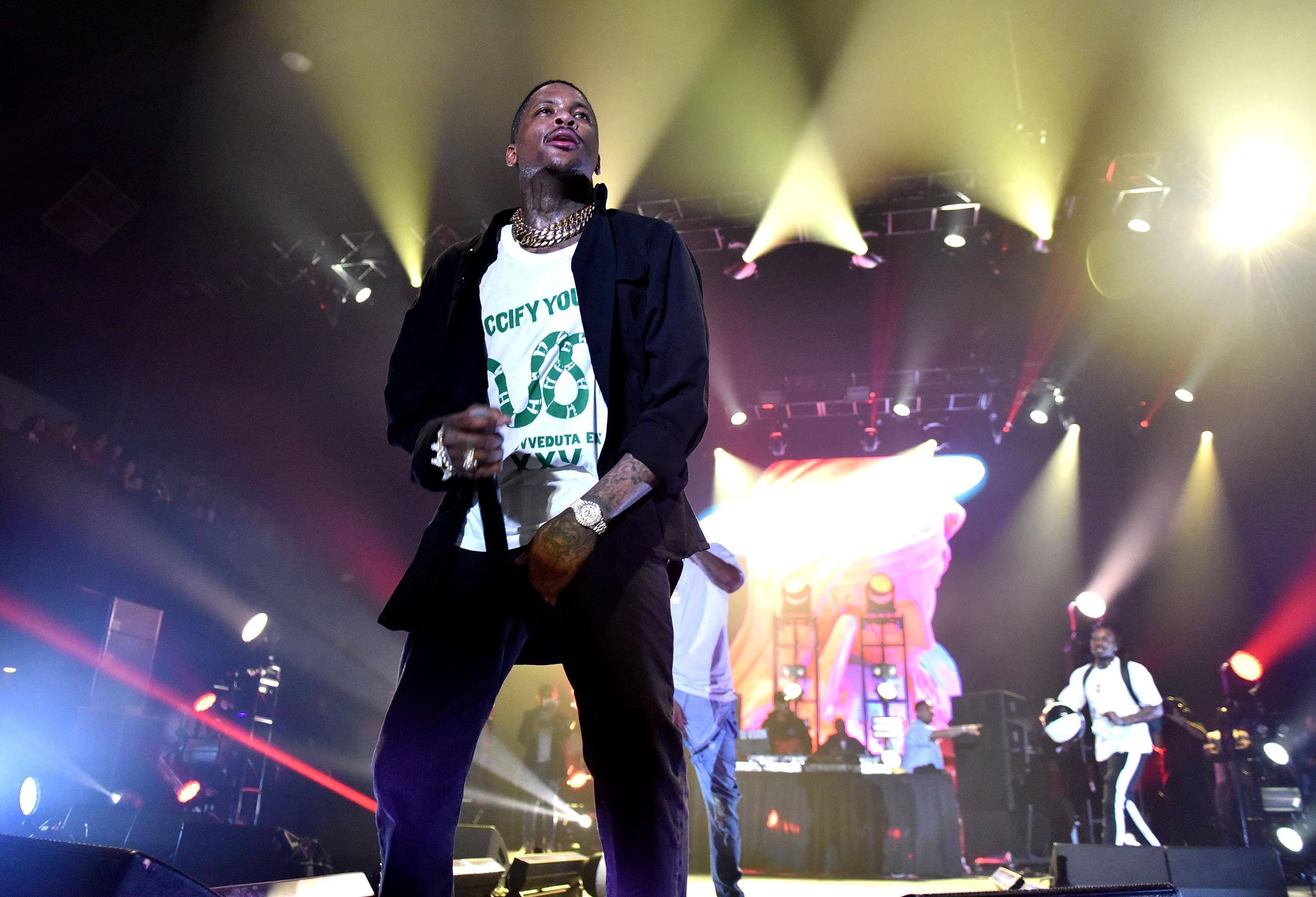 "YG Announces New Album Titled ""Stay Dangerous"""