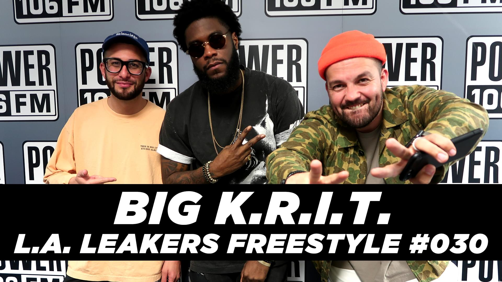 Big Krit Stops By The Liftoff To Spit Some Fire Bars With Justin Credible And Dj SourMilk