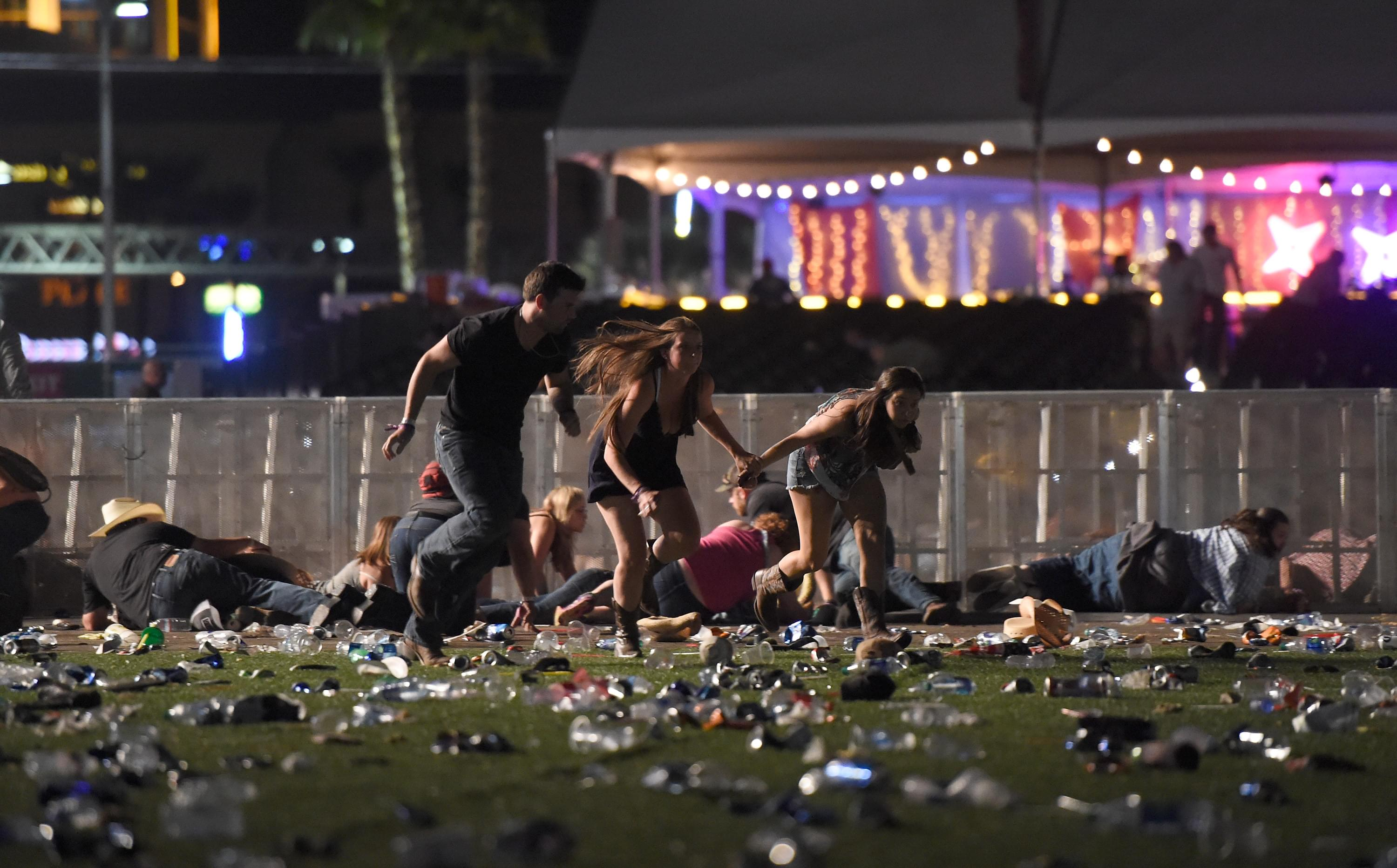 Music Reacts To The Las Vegas Tragedy