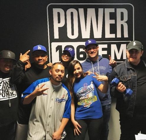 #ICYMI: Dodgers Celebration, Calling Chicago Restaurants, Fans Get Emotional, Hip-Hop Know-it-All On #TheCruzShow [LISTEN]