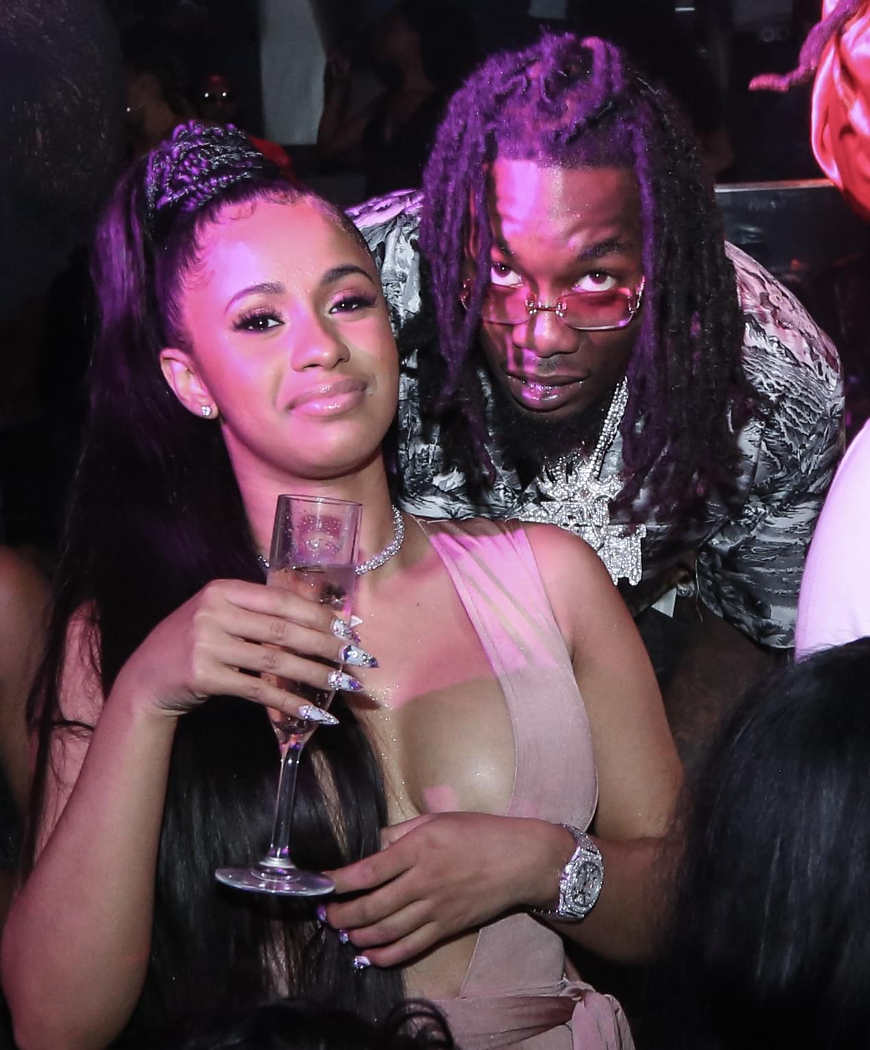 Cardi B & Offset Are Engaged [WATCH]