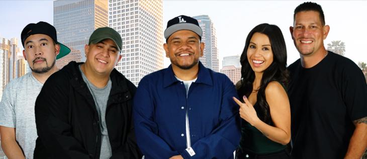 """Adulting"", National Fry-Day, Oscar De La Hoya + Cruz Cares, & Know It All Challenge"