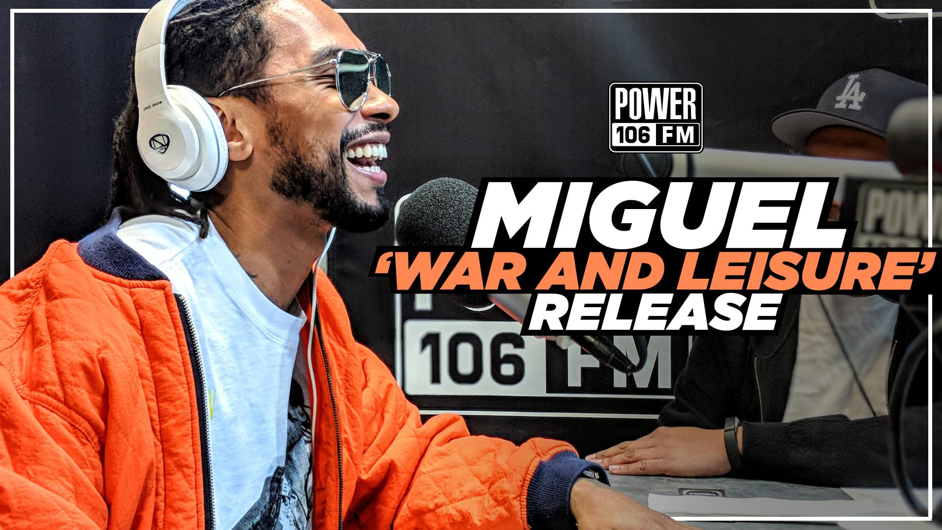Miguel Talks 'War & Leisure,' Possible Spanish Album, Dinsey's 'CoCo' + MORE