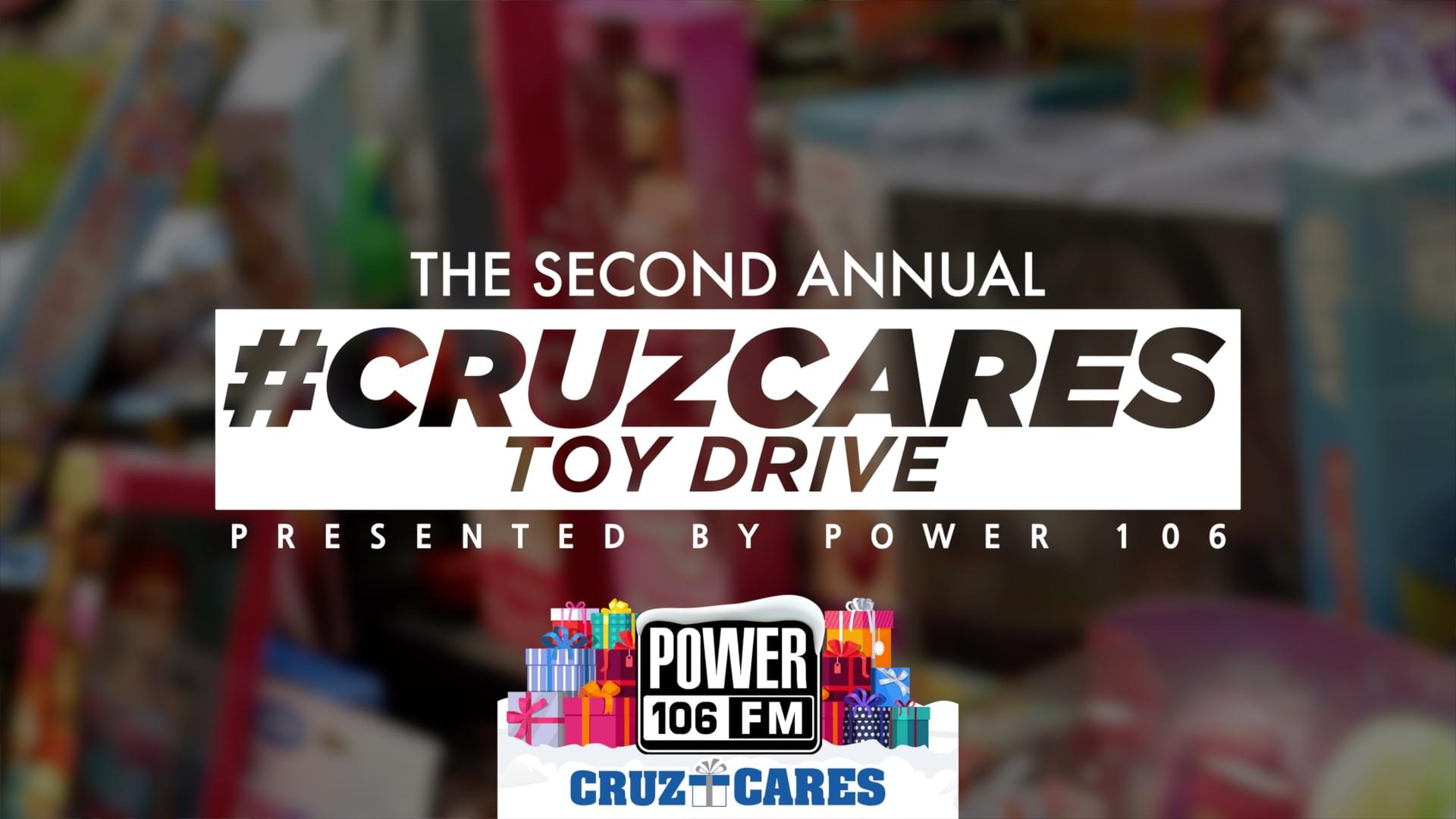 #CruzCares: Hip-Hop Raises Over $50,000, 1,000+ Toys, & Much MORE!