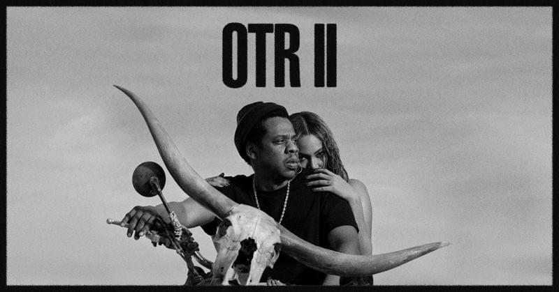 Jay-Z and Beyonce OTR II