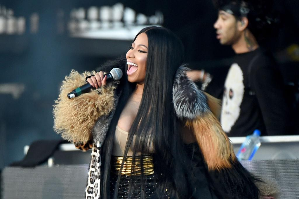 """Nicki Minaj Dropping Another Single Off Of """"Queen"""""""
