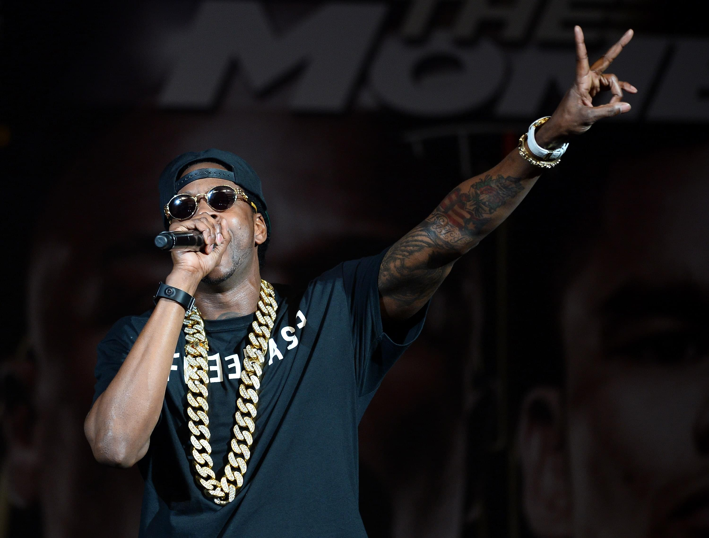 2 Chainz Gives His 2 Cents On The XXL Freshman Class Cover