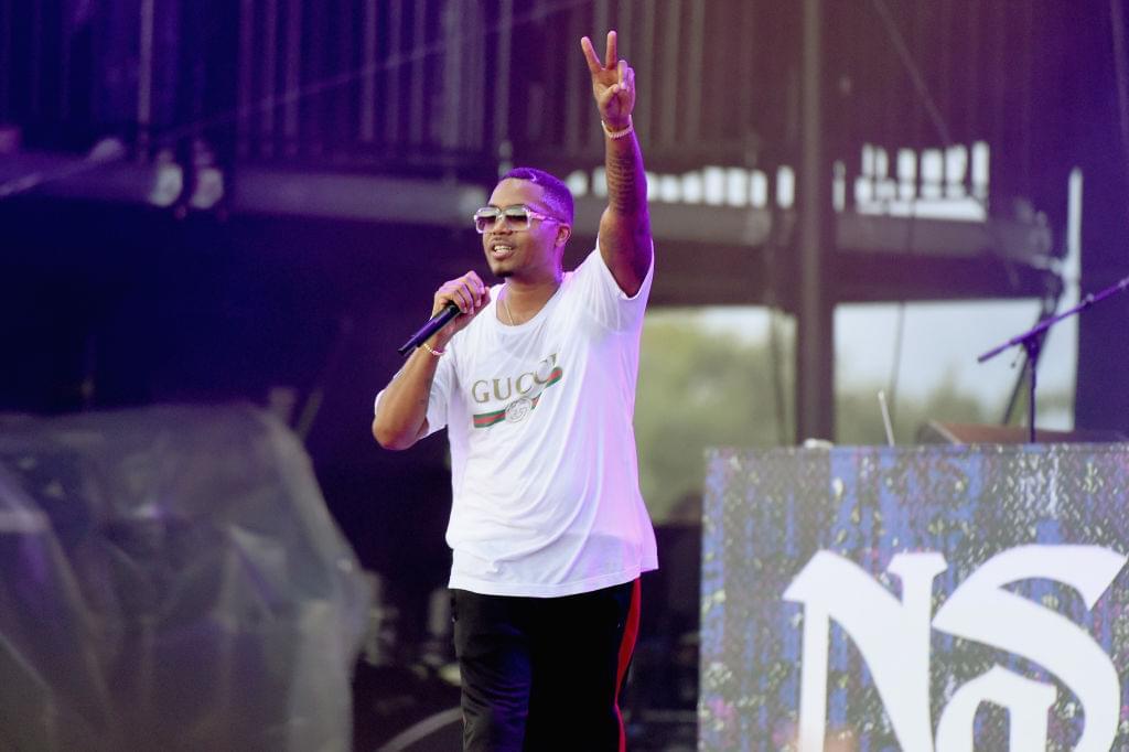 Kanye Shares Tracklist for Nas Album
