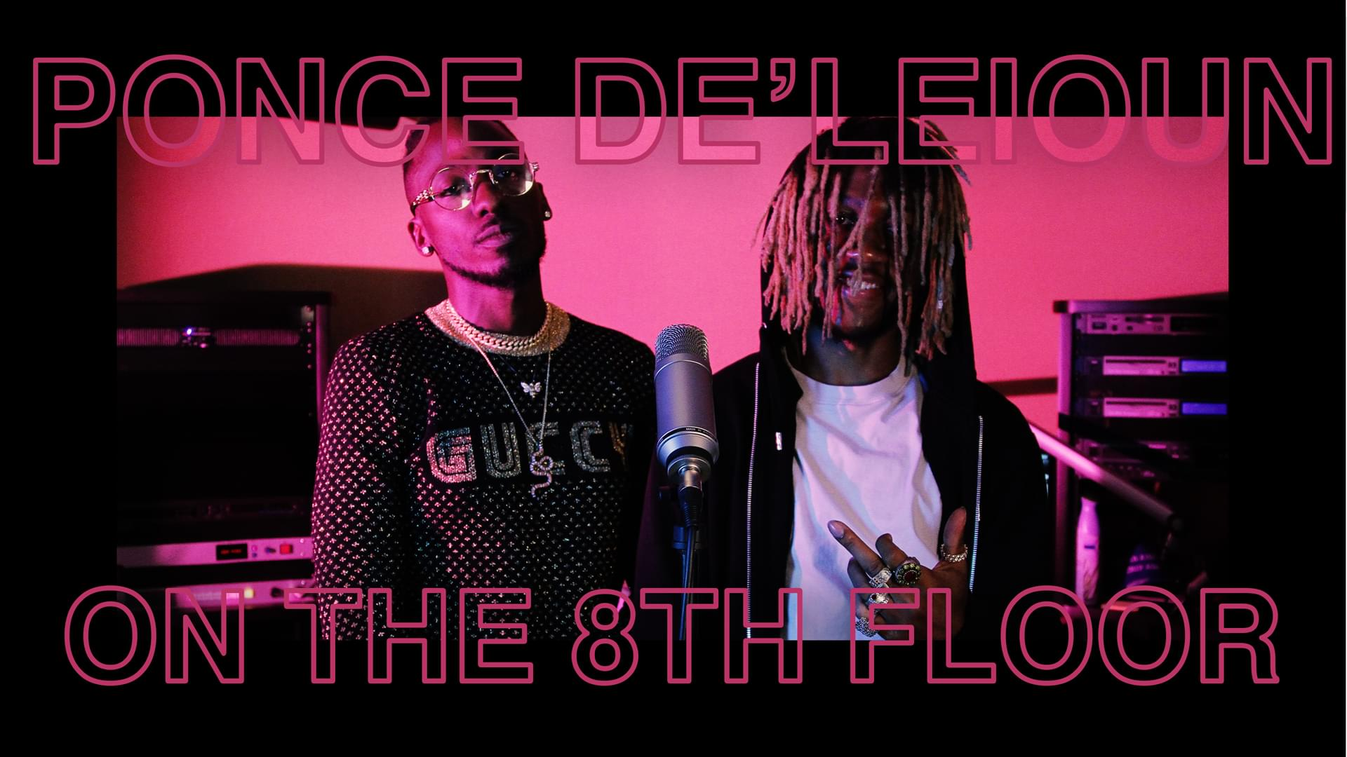"Ponce De'Leioun & OG Maco ""Outside"" LIVE 