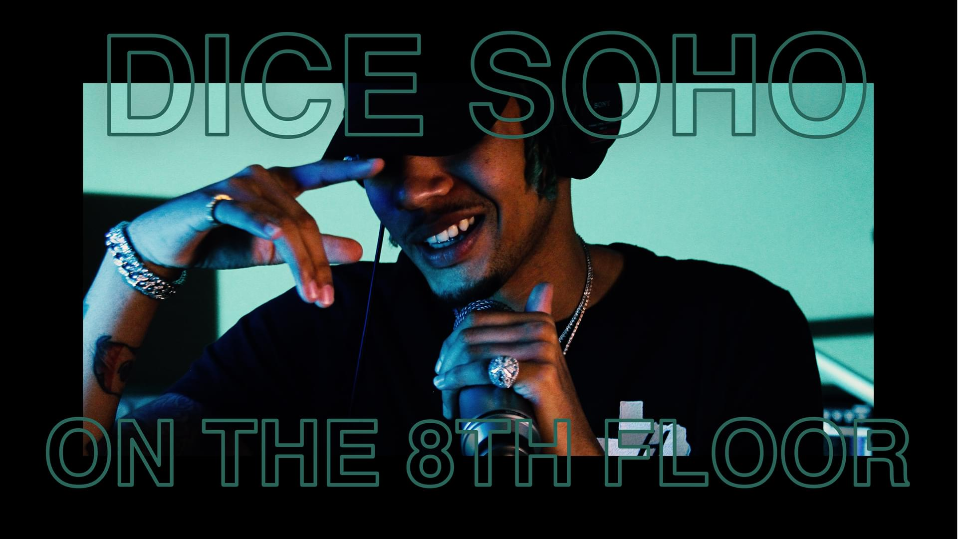 "Dice Soho ""SSP"" LIVE 