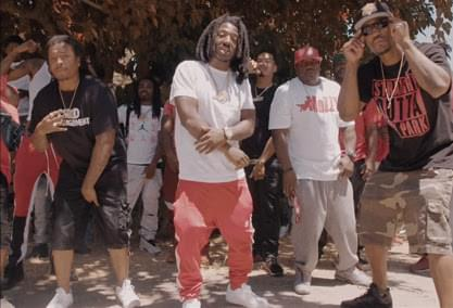 "Mozzy Drops New Visual ""Who Want Problems"" [WATCH]"