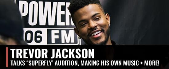 Trevor Jackson Talks 'Superfly' Audition, Spanish Girls & Making His Own Music