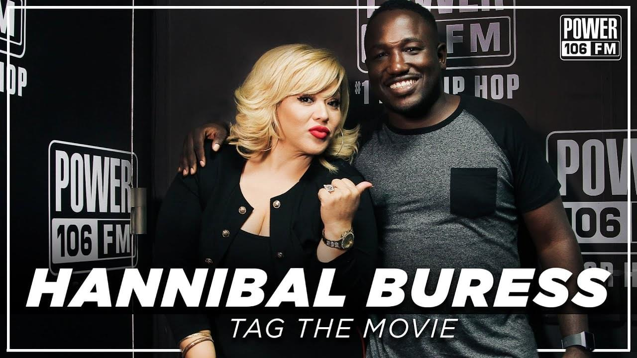 "Hannibal Buress Talks Getting Checked By Jay-Z, ""Tag"" The Movie + MORE! [WATCH]"