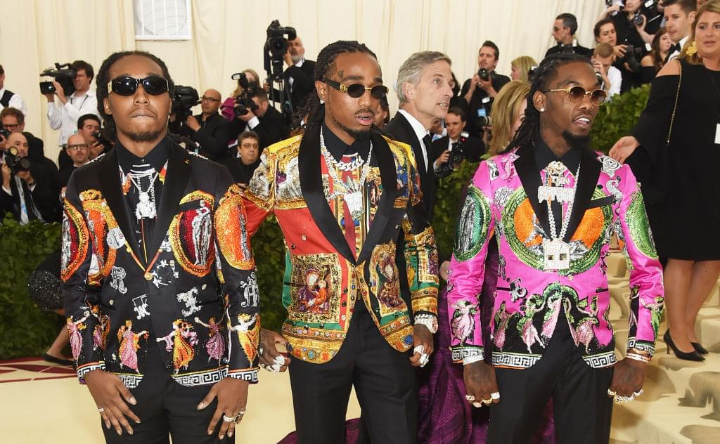 Migos Demo For 'APES**T' Surfaces Online