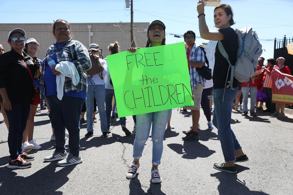 Immigrant Detention Centers + Celebrities React