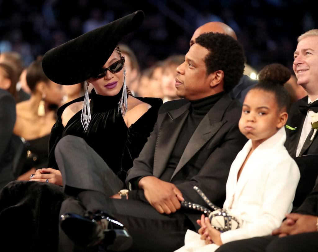 Watch Blue Ivy's Reaction To Beyonce & Jay Z's NSFW Video