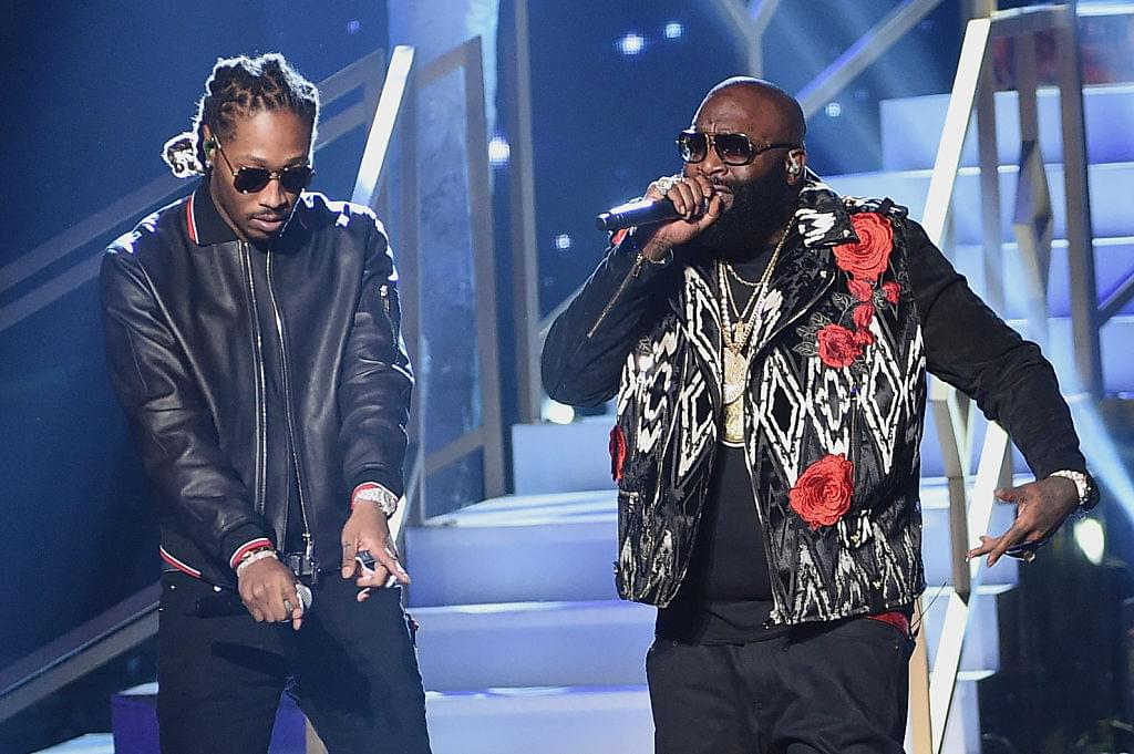 "L.A. Leakers World Premiere Rick Ross and Future's New Song ""Green Gucci Suit""[LISTEN]"