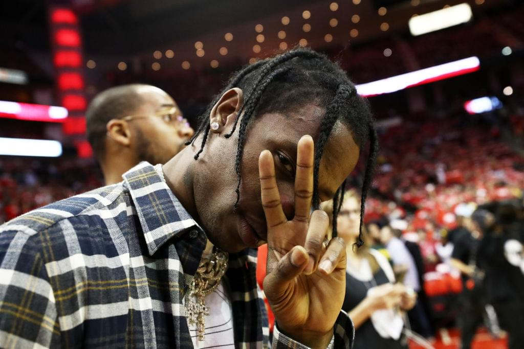 """Rumors are Circling that Travis Scott's Album """"AstroWorld"""" is Complete"""
