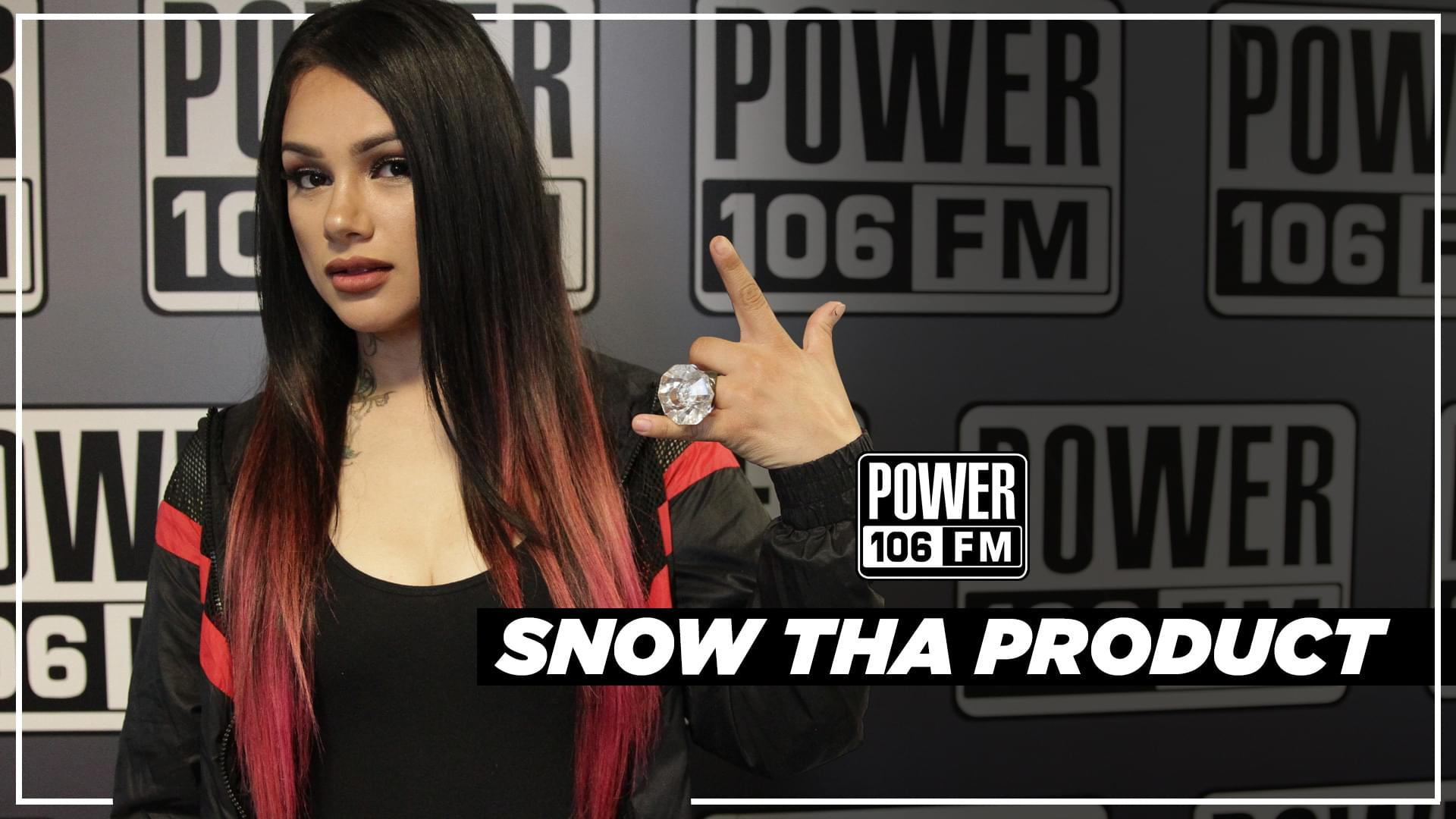 Snow Tha Product On Raising An 8-Year-Old & Representing The Mexican Community [WATCH]