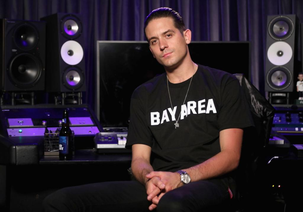 G-Eazy And Demi Lovato Rumored To Leave Night Club Together