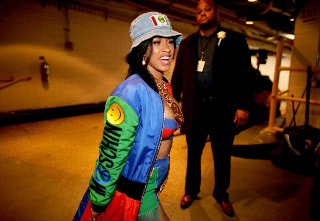 Cardi B Rejecting Baby Photo Offers