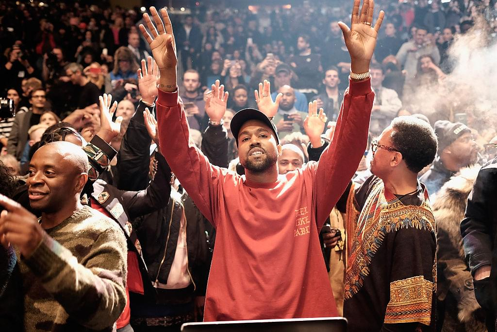 """Kanye's """"The College Dropout"""" Has Dropped Out Of Apple Music"""