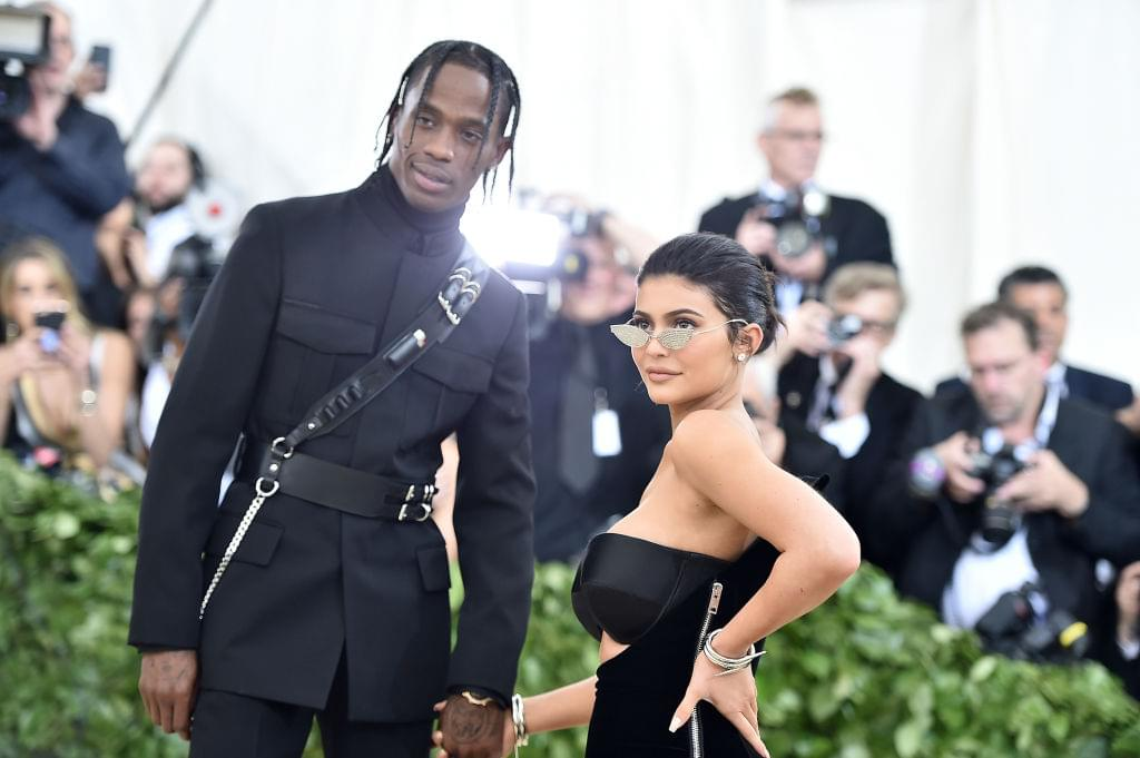 Travis Scott And Kylie Jenner Cover New GQ Issue