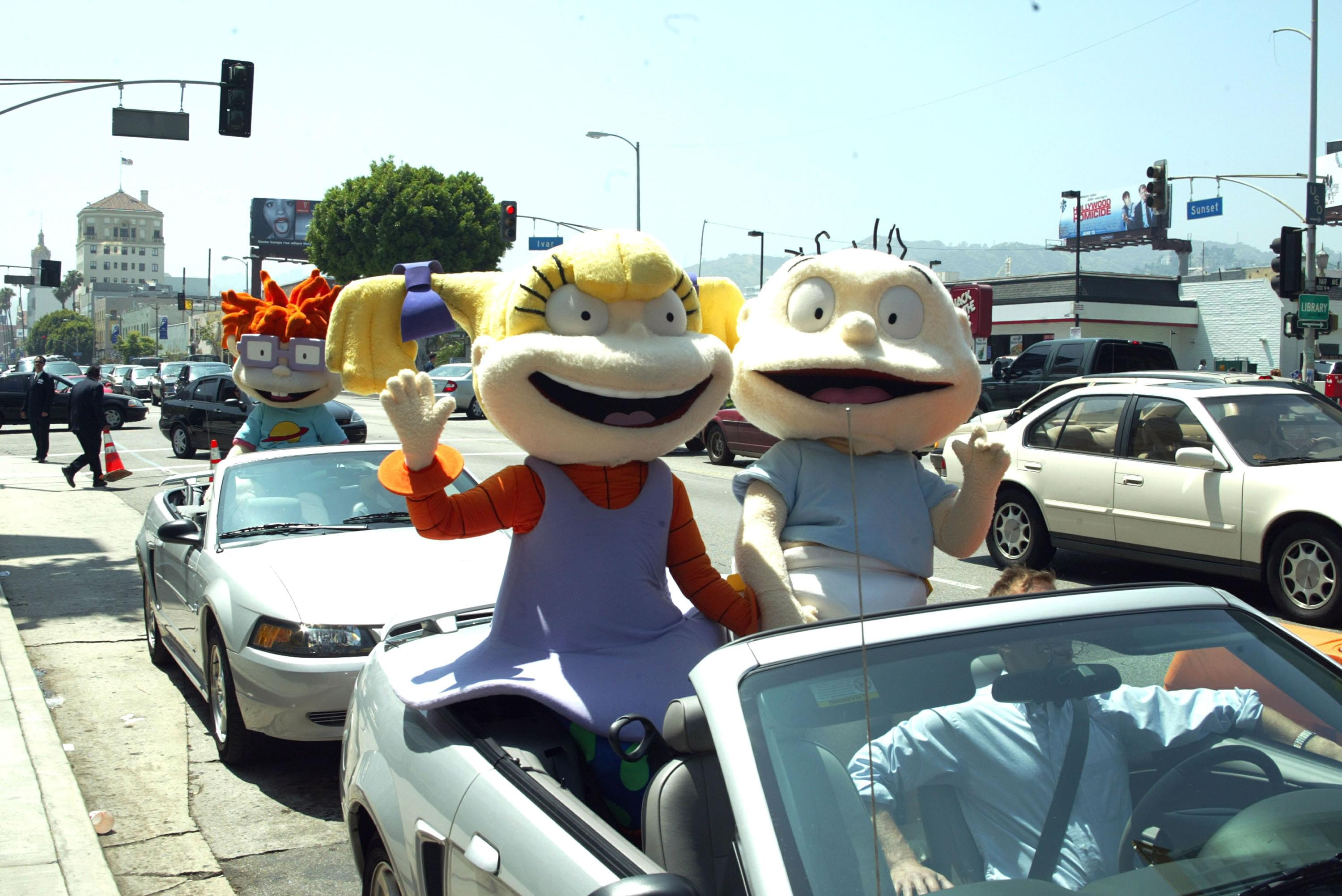 'Rugrats' To Return