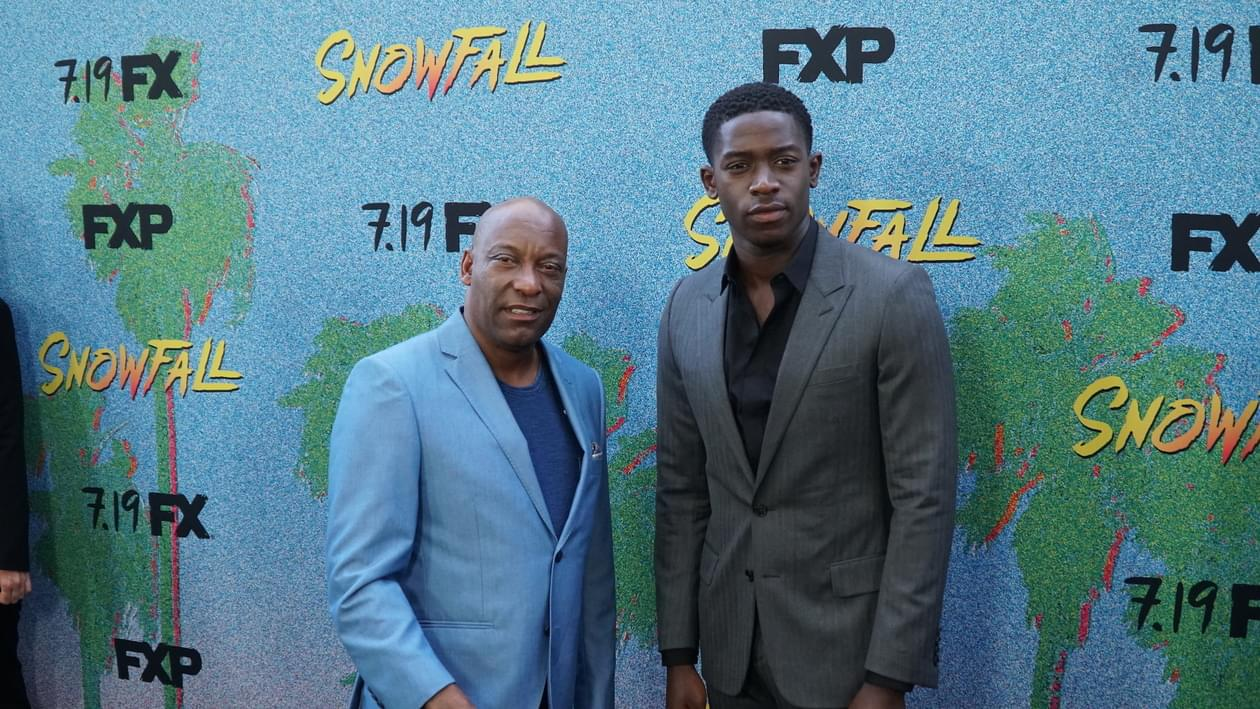 FX's 'Snowfall' Season Two Red Carpet Premiere In Los Angeles