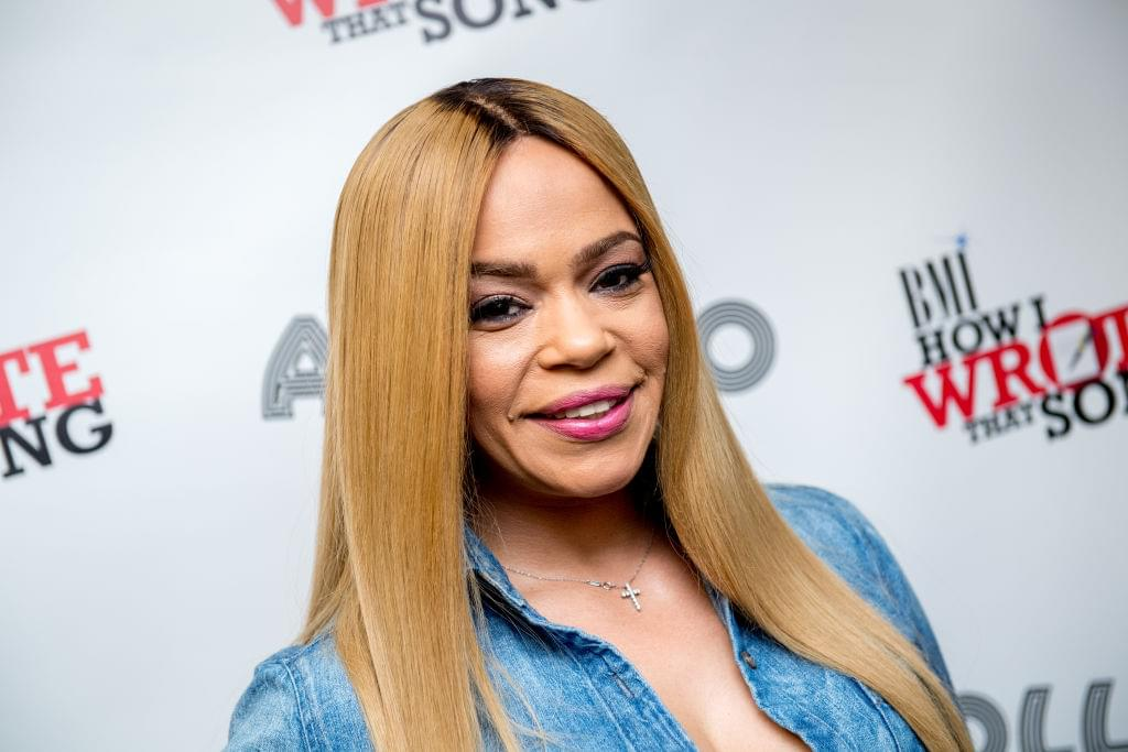Faith Evans Admits To Tossing Notorious B.I.G.'s Salad