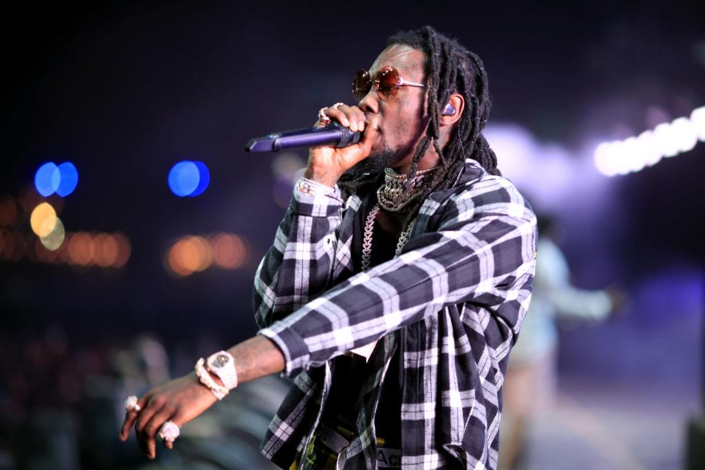 Offset Reportedly Arrested in Georgia