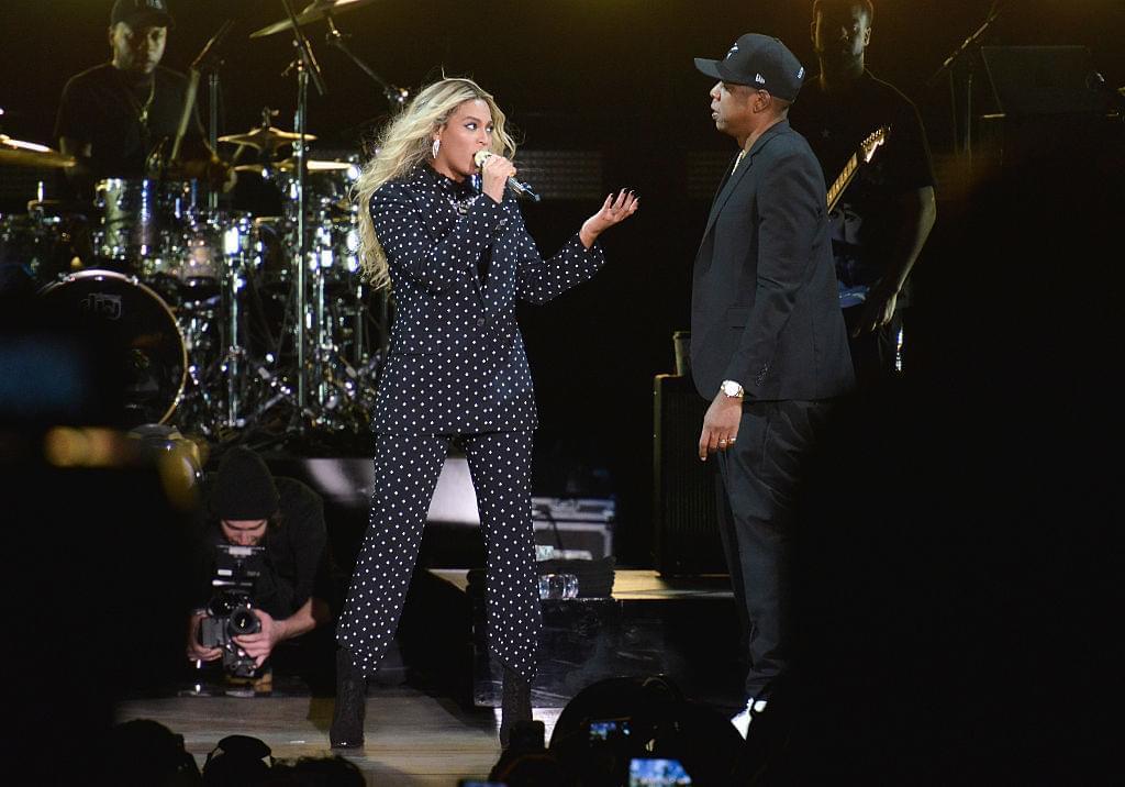 Beyoncé & Jay-Z Honor Aretha Franklin