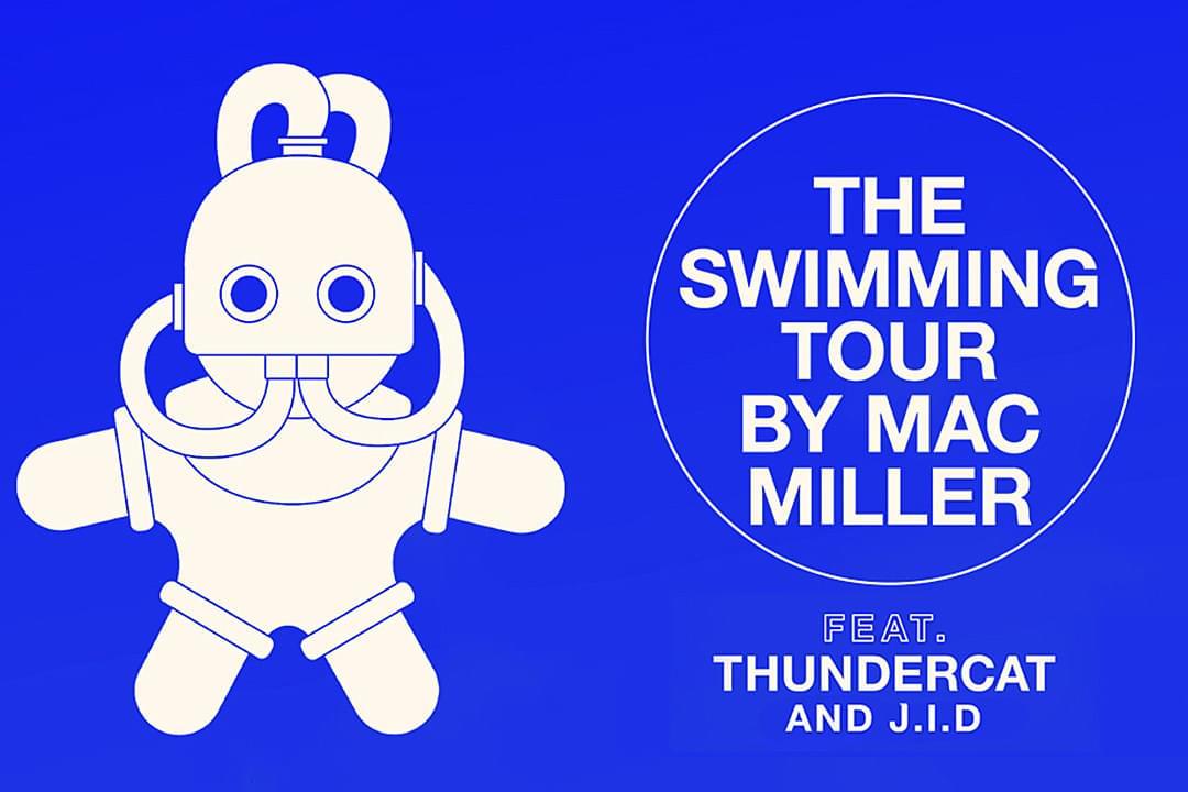 Mac Miller: The Swimming Tour