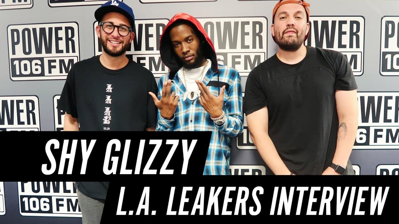 Shy Glizzy On New Lil Uzi Vert Collab, Being Influenced By L.A. Rappers + Track W/Tory Lanez & Gunna