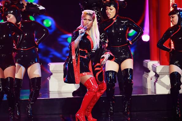 Nicki Minaj Fires Back At Safaree's Accusations Of Assault