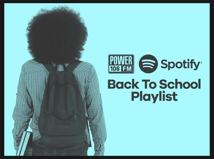 Power 106's Back-To-School Playlist Feat. Drake, Tyga, Nicki Minaj, Travis Scott [STREAM]